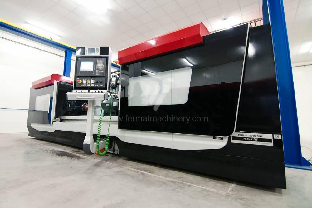 BHM 50/2000 CNC