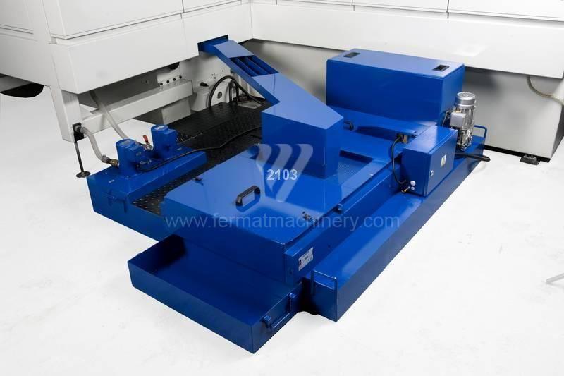 BUB E 50/2000 CNC