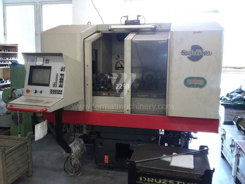 WU 400 CNC 4