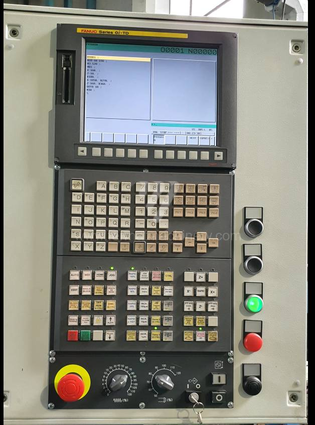 SC 22 CNC