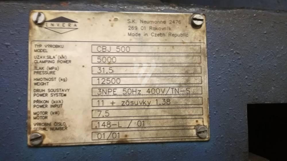 CBJ 500