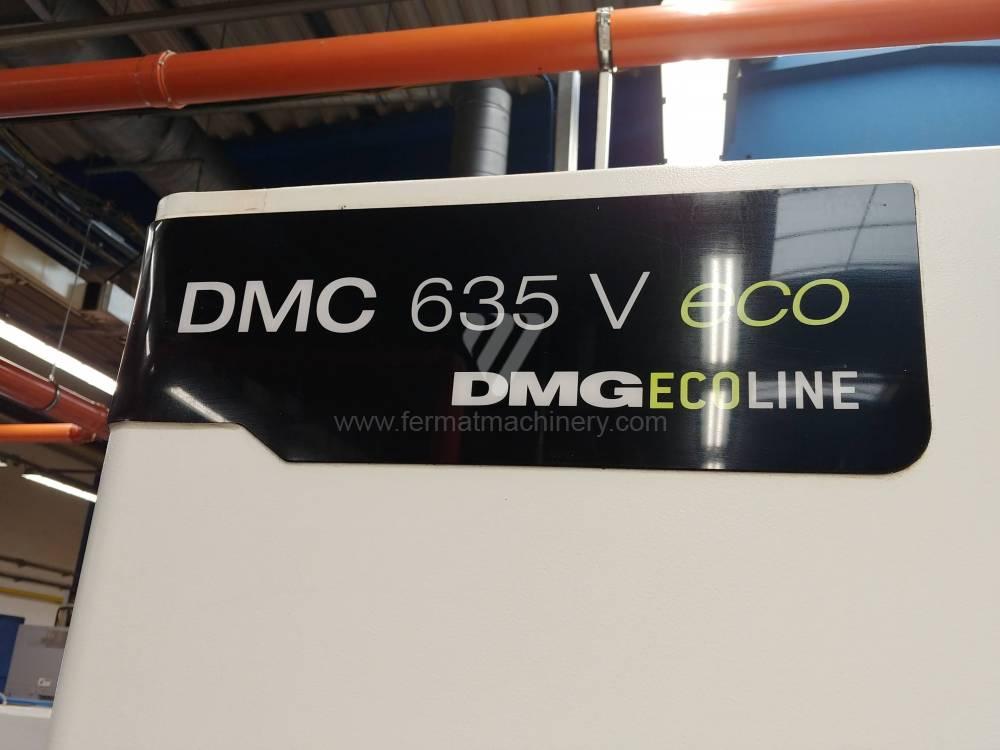 DMC 635 V Ecoline