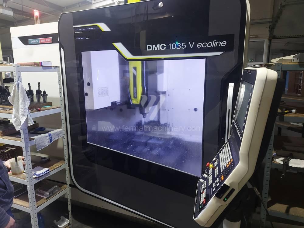 DMC 1035 V ECOLINE