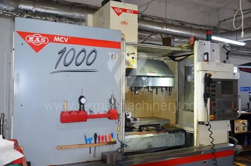 MCV 1000 Quick