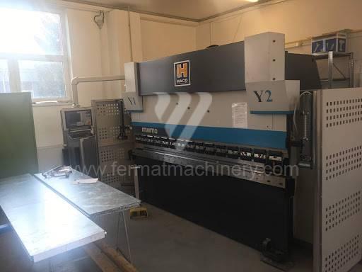 Ohraňovací lis / CNC / ERMS 30135