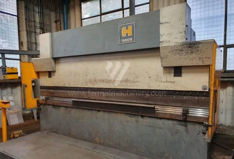 Ohraňovací lis / CNC / ERMS 40200