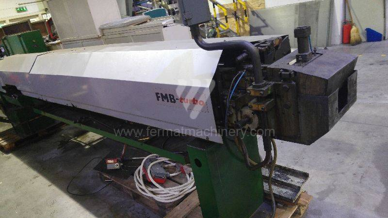 Bar feeder - FMB Turbo