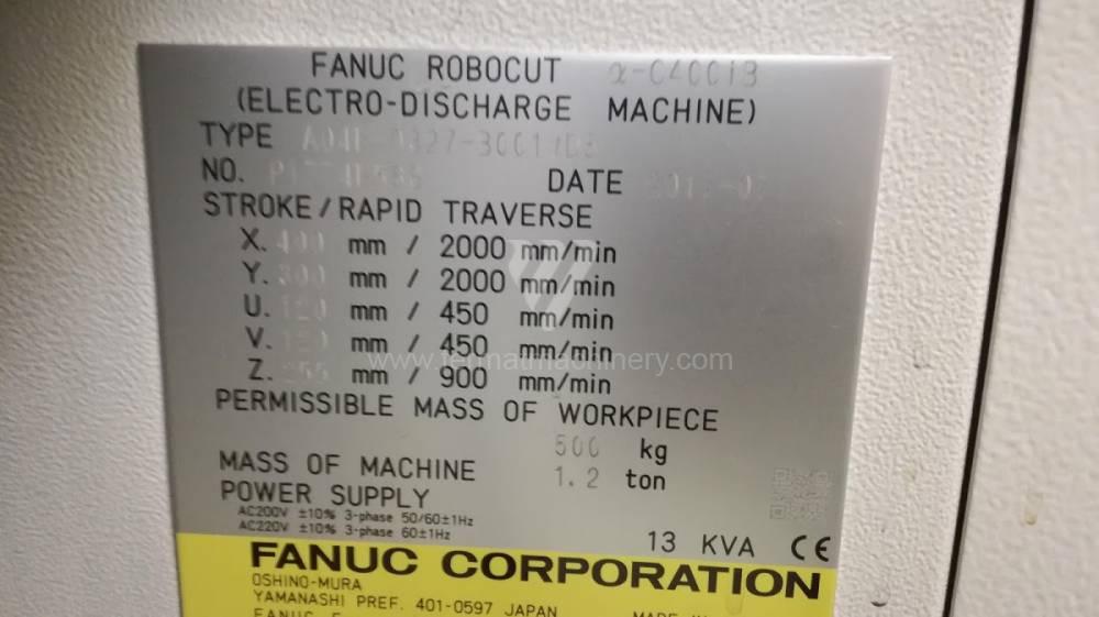 ROBOCUT Alfa - C400iB