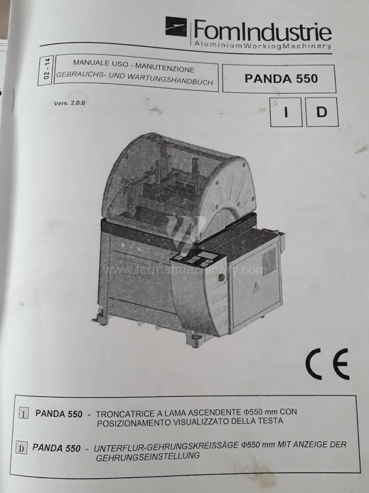 PANDA 550