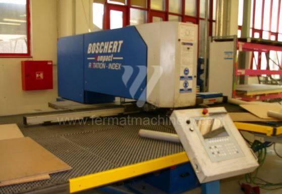 Boschert Compact 1250 Rotation