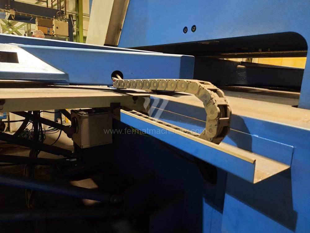 Combicut 1250 Rotation