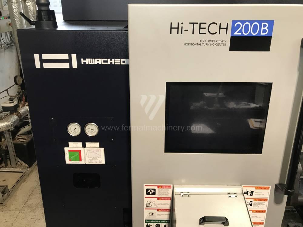Hi-Tech 200B T/S