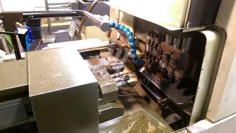 Soustruh / CNC víceosé / L 20 (L 320)