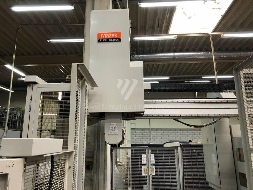 Integrex 200 SY +  Flex GL-100C