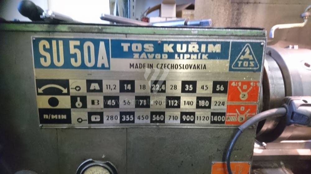 SU 50 A/1000