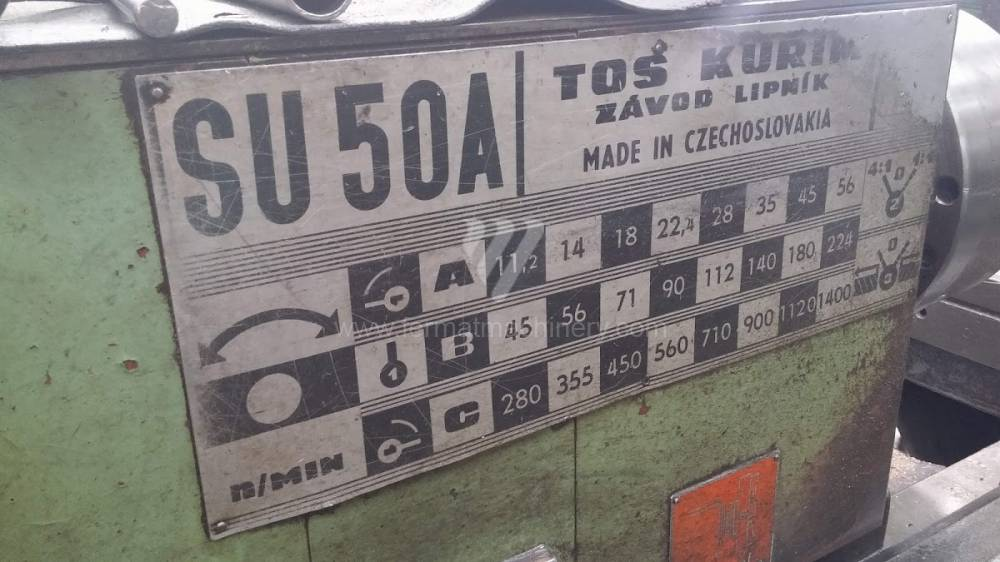 SU 50A