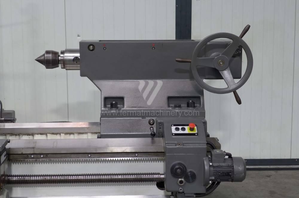 Soustruh / Konvenční -  průměr nad 800 mm / SU 100 H