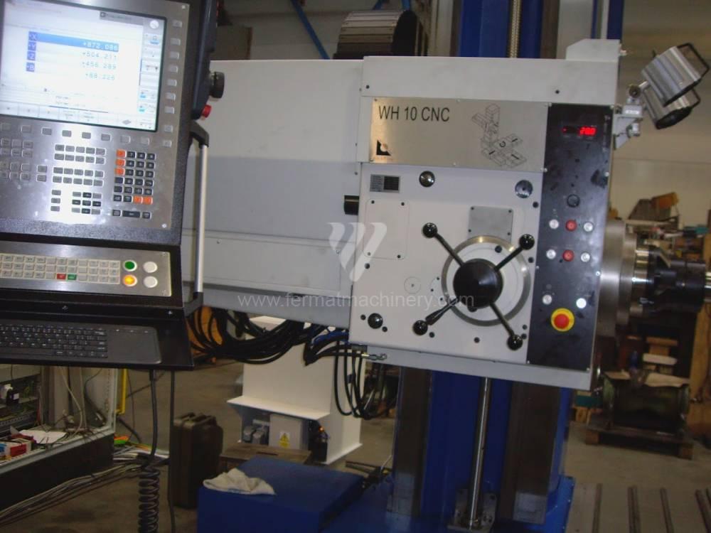 WH 10 CNC
