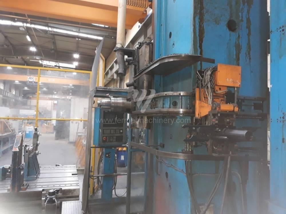 WHQ 13.8 CNC