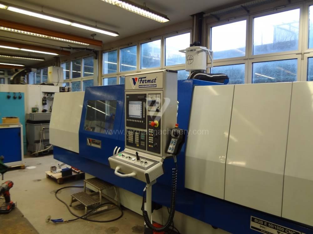 BUB E 50/1000 CNC