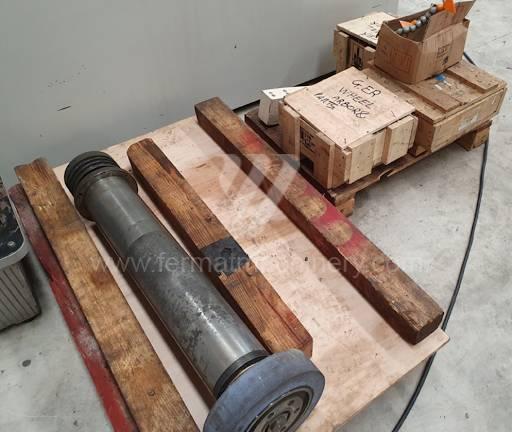 RTV 1500 - Vertical grinding machine