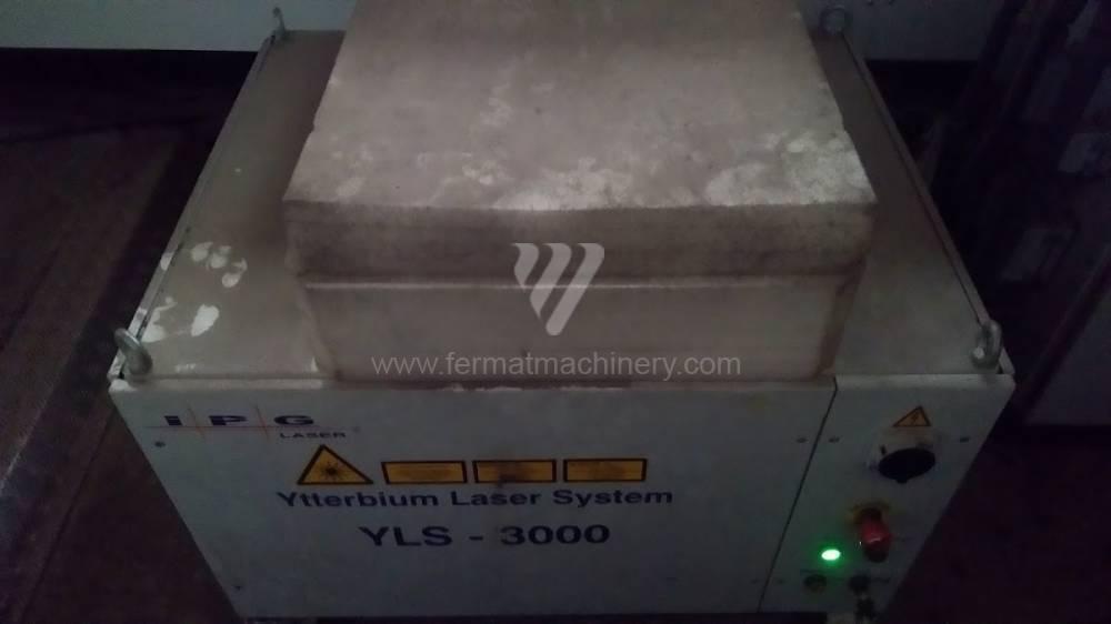 Schneideinrichtung / Laserschneidmaschine / NF - PRO - 420