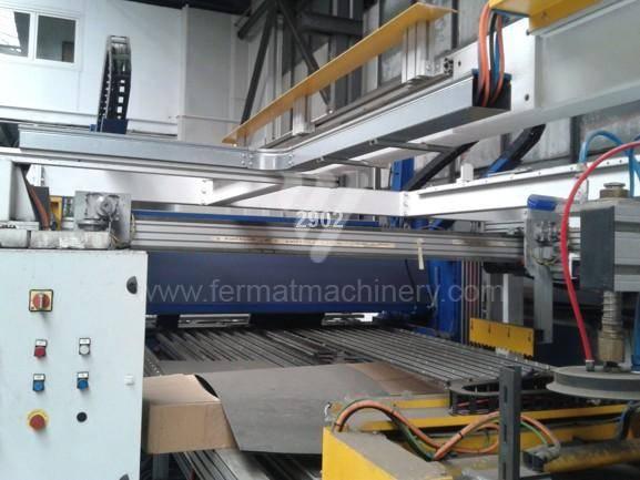 MFD 2508 CNC