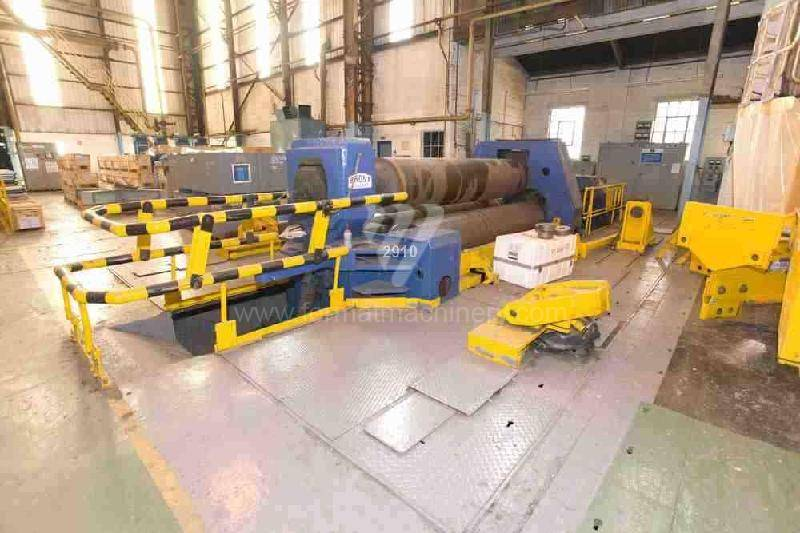 Bending roll machines / Plate / Bronx NN 3355