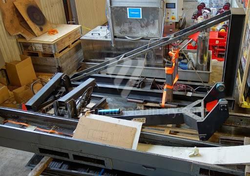 Bending roll machines / Plate / MCB 3041 CNC Smart Pro