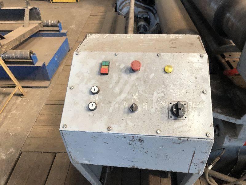 Bending roll machines / Plate / XZC 3000/25
