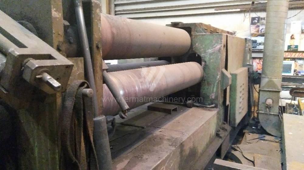 Bending roll machines / Plate / XZMP 2000/12