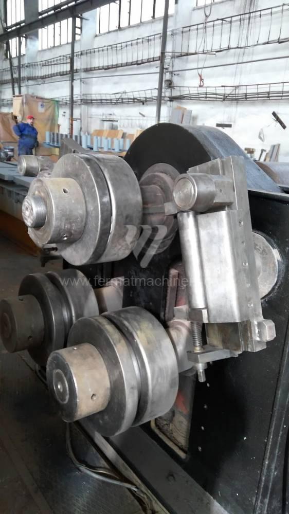 Bending roll machines / Plate / XZMP 3150/16