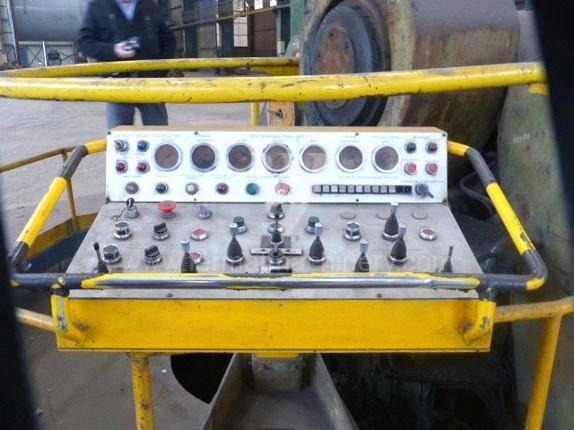 Bending roll machines / Plate / 3100 x 125