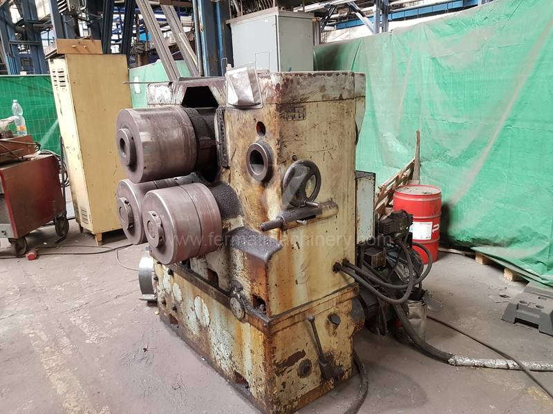 Bending roll machines / Section / XZP 100/12
