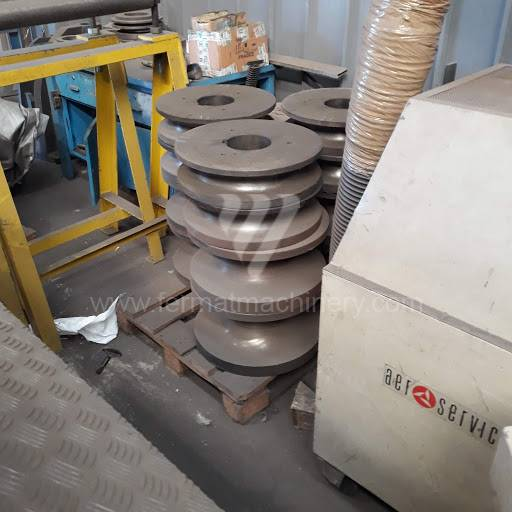 Bending roll machines / Section / Alpha 200