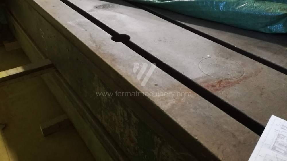 Upínací deska 1880x4000