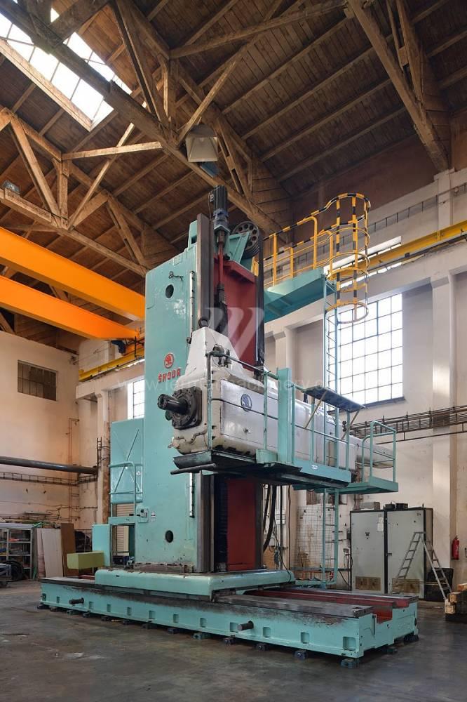 WD 200 A CNC