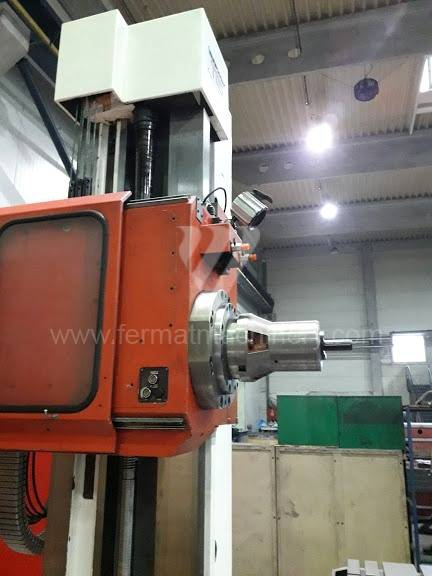 Borers horizontal / Table - diameter of spindle over 90 mm / WH 105