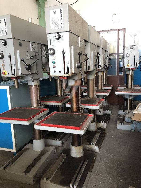 Boring and drilling machines / Peedestal / FO 32-20