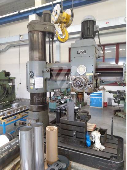 Boring and drilling machines / Radial / RFH 75/1500