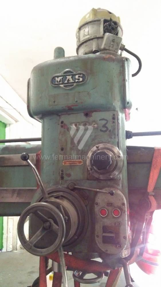 Boring and drilling machines / Radial / VR 4