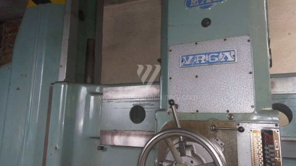 Boring and drilling machines / Radial / VR 6 A