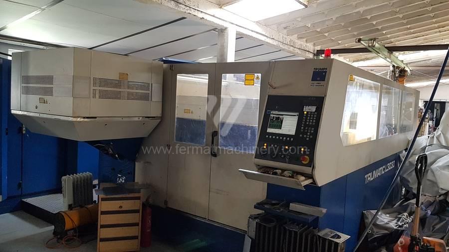 Cutting equipments / Laser cutting machine / Trumatic L3030