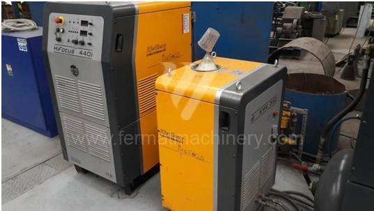 Cutting equipments / Other / MG 10501.30Pr GGr + DP 1500