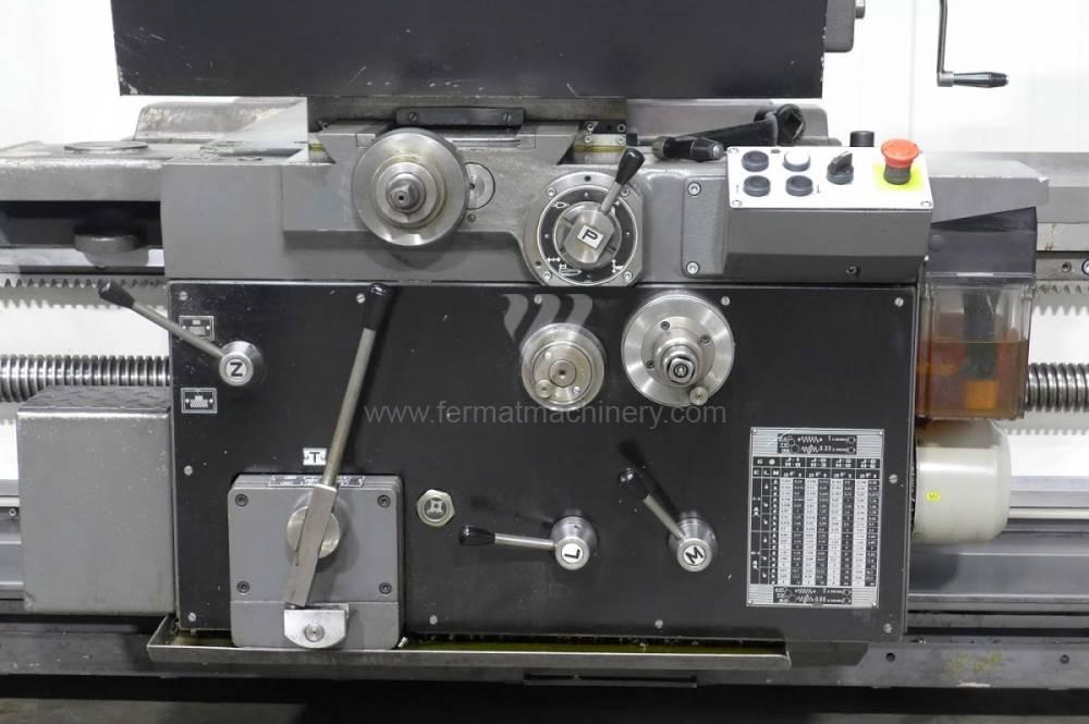Lathes / Centre diameters over 800 mm / SU 100 H