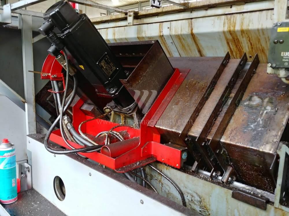CEMA 077sp4v chassis vuoto chassis in alluminio alluminio enclosure 4 volte 30mm unused