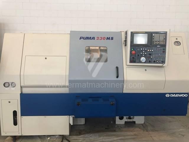 Puma 230 MS