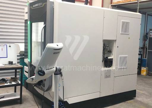 Machining centres / Vertical / ecoMill 600 V
