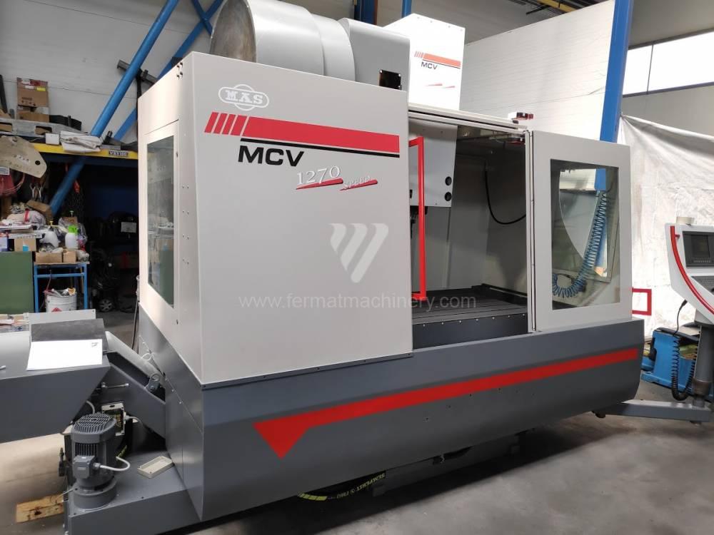 MCV 1270 Digi speed