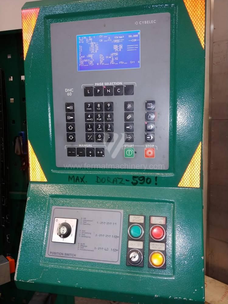 CNC 3 HAP 30250